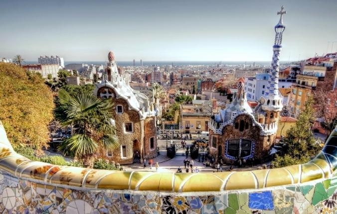 barcelona-park-guell_shuttestock