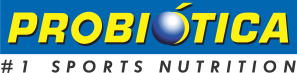 Logotipo Probiótica retangular